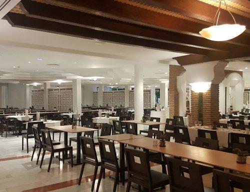 Restaurante Hotel Iberostar Royal Al-Andalus